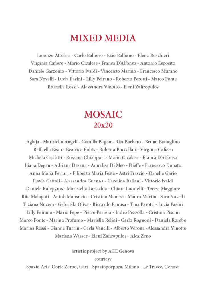 Mosai Budapest marzo 2018